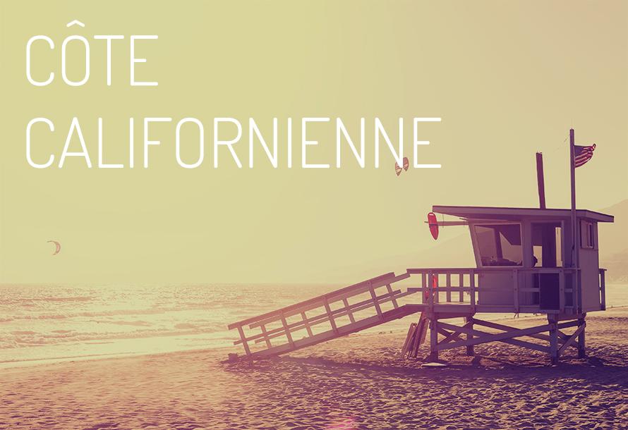 Sur la côte californienne