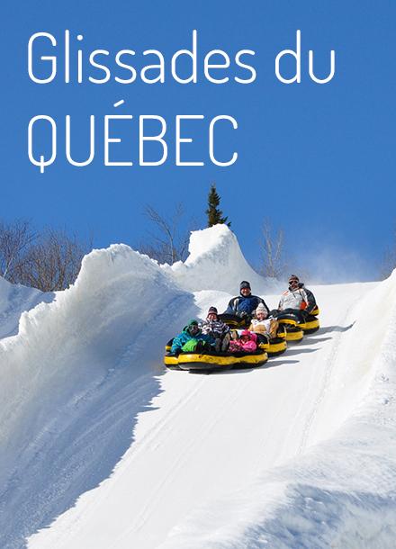 Les glissades du Québec