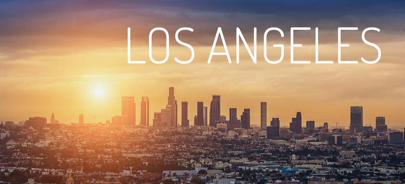 Los Angeles la cité des anges