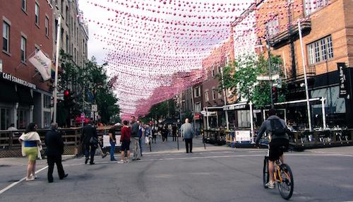 Montréal-Village-Gai