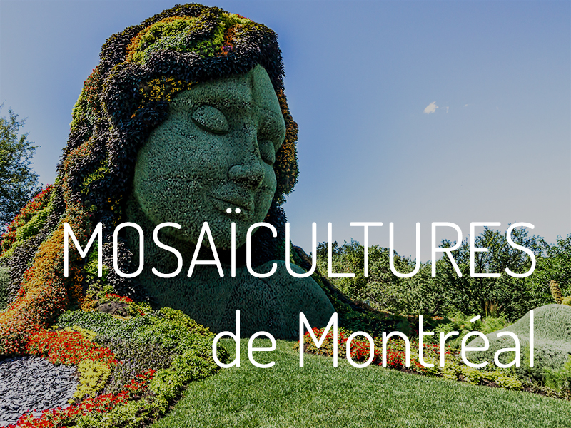 Mosaïcultures de Montréal