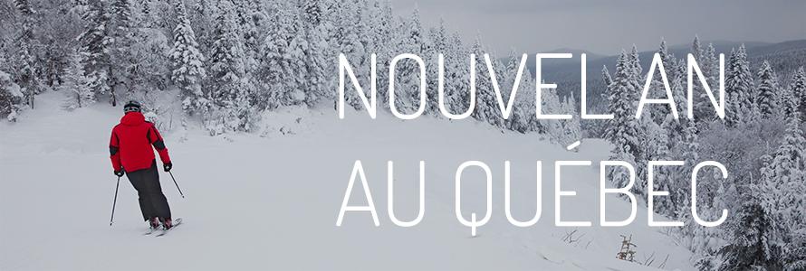 Nouvel an au Québec