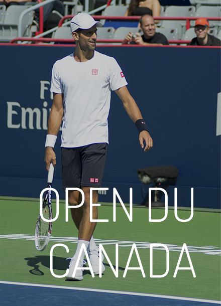 Open du Canada à Montréal
