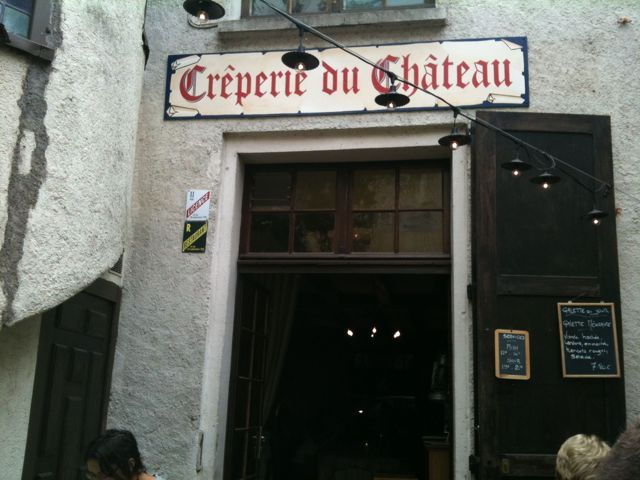 creperie du chateau angers