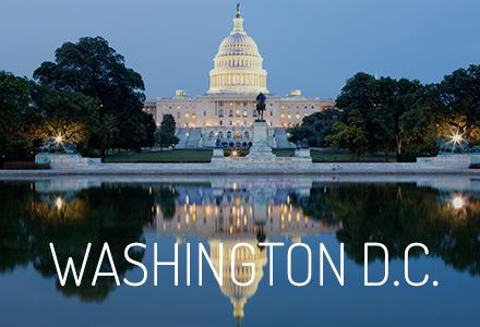 Washington D.C. la cité fédérale